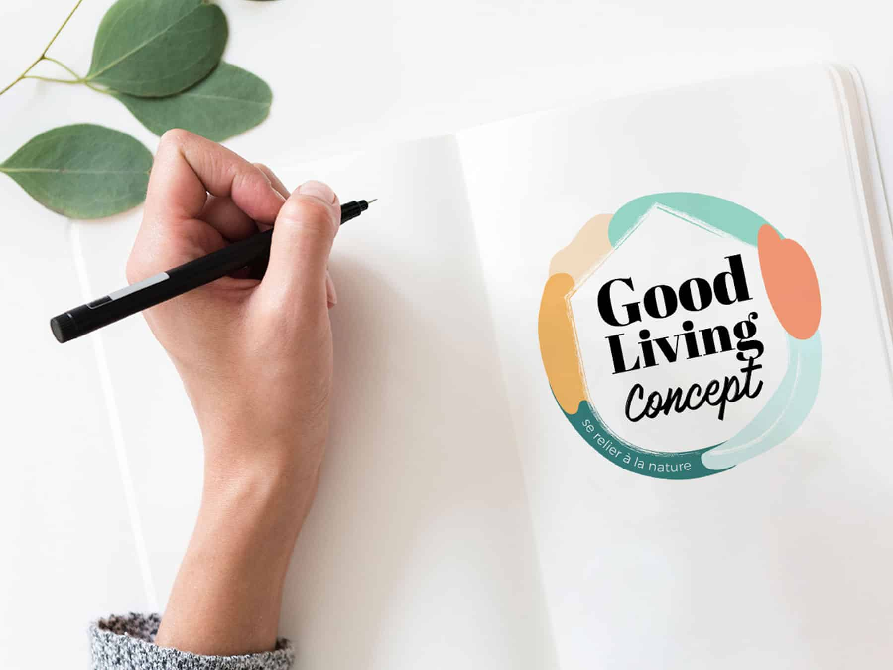 Good Living Concept