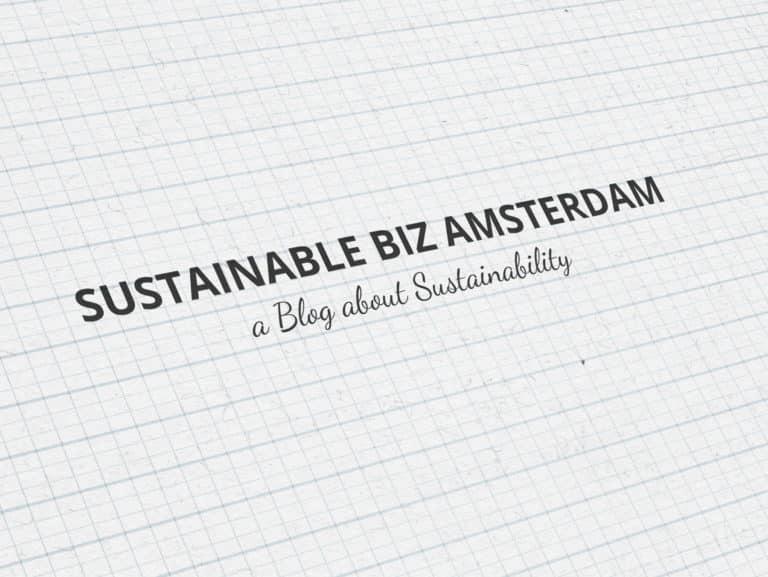 Sustainable Biz Amsterdam